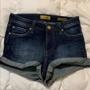 STS blue High waisted shorts